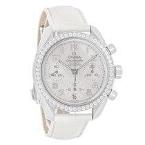 オメガ (Omega) Speedmaster Automatic Chronograph Watch 324.18.38....