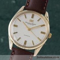IWC Schaffhausen 14k (0,585) Gelb Gold Portofino Automatik...