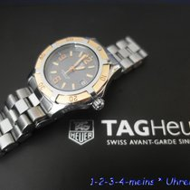 TAG Heuer Professional 2000 Damenuhr  Stahl/ Rose Gold