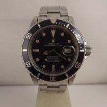 Rolex Submariner ref. 16800 Pallettoni anno 1981 grey dial