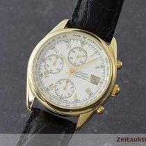 Girard Perregaux Gp4900 18k Gold Chronograph Olimpico Herrenuhr
