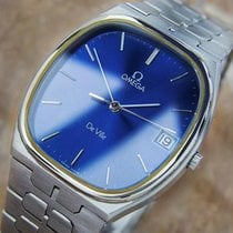 Omega Deville Vintage Accuset Precision Mens Swiss 1980s...