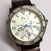 Ulysse Nardin 43mm  Marine Diver Chronometer Steel &...
