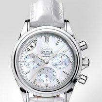 Omega De Ville Co-Axial Chronograph 4878.70.36