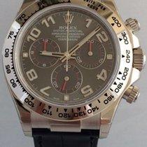 Rolex Daytona Cosmograph  Weißgold Ref.116519
