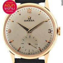Omega Vintage Rose Gold