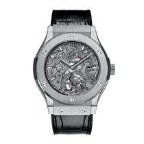Hublot Classic Fusion Cathedral Tourbillon Minute Repeater 45 mm