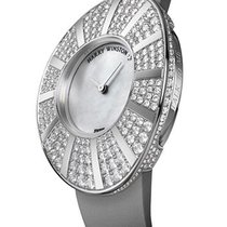 Harry Winston Watches: TTMQHM33WW019 Talk to Me