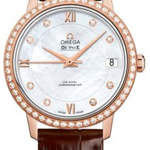 Omega De Ville Prestige Co-Axial 32.7 424.58.33.20.55.001