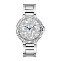 Cartier Ballon Bleu Automatic Ladies Watch Ref WE902045