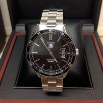 TAG Heuer Carrera WV211M - Serviced By TAG Heuer