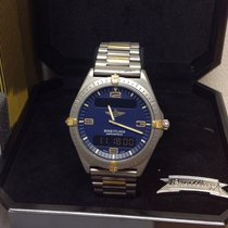 Breitling Aerospace F56061 - Serviced By Breitling