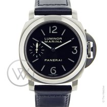 Panerai PAM177 Luminor Marina Titanium 44 mm-Full Set