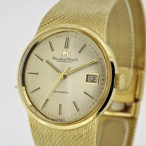 IWC Vintage 1818  18K Yellow Gold Cal. 8541B from 1977