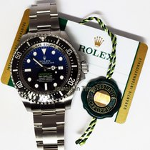 Rolex NEW Cameron Deepsea Sea-Dweller Steel Ceramic Watch...