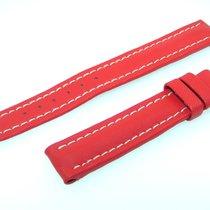 Breitling Band 15mm Neo Rot Red Roja Stap Correa Für Dornschli...