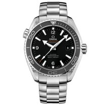 Omega Seamaster Planet Ocean 600 M Omega Co-Axial 45.5 mm