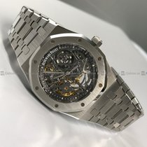 Audemars Piguet - Royal Oak 15305ST.OO.1220ST.01 Skeleton Dial...