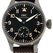 IWC Big Pilot's Heritage Limited Edition Titanium Case...