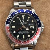Ρολεξ (Rolex) GMT-Master 16750 Pallettoni