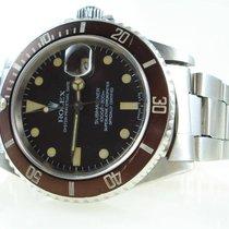 Rolex Submariner 16800 matte dial 1982