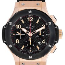 Hublot Big Bang 44mm Chronograph Rose Gold and Ceramic