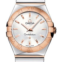 Omega Constellation Polished 24mm 123.20.24.60.02.003