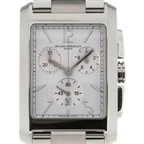 Baume & Mercier Hampton Classic 46 Quartz Steel
