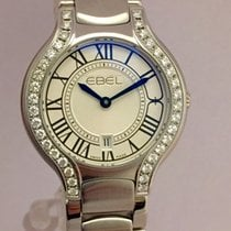 Ebel Beluga Lady Diamond ct. 0,79 New Official 3 Years Warranty