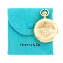 Tiffany 18k Gold Miniature, Wristwatch Size, Minute repeater