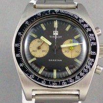 天梭 (Tissot) Seastar Chronograph 'Dot over 90 alu bezel'