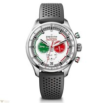 Zenith El Primero Sport Stratos Team 45mm Watch with Black...