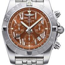 브라이틀링 (Breitling) Chronomat 44 Ab011011/q566-375a