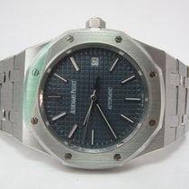 Audemars Piguet Royal Oak 39mm Blue Dial Factory Service and...