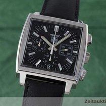 TAG Heuer Monaco Chronograph Automatik Edelstahl Cw2111-0...