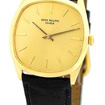 "Patek Philippe Gent's 18K Yellow Gold  Ref #3544 ""Elli..."