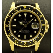Rolex | Rolex Gmt Master Ref.16758 Yellow Gold