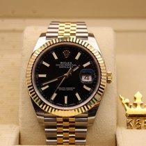 勞力士 (Rolex) 126333  Datejust  Yellow Gold  Blk Dial