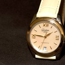Glashütte Original Lady Serenadean Steel Case Gold Hds Data...