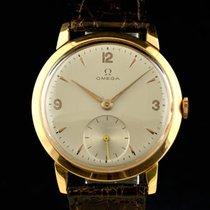 Omega 18k gold vintage from 1949