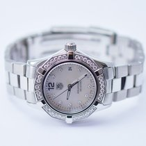 TAG Heuer Aquaracer Ladies Stainless Steel Watch With Mother...