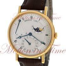 Breguet Classique Power Reserve Moonphase, Silver Dial -...