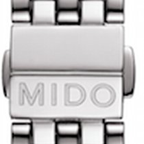 Mido Baroncelli Edelstahlband 20mm M605009037