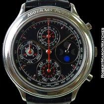 Audemars Piguet Platinum Automatic Perpetual Calendar Chronograph