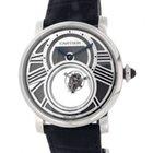 Cartier Rotonde Double Tourbillon Mysterieux Platinum,...