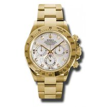 롤렉스 (Rolex) DAYTONA YELLOW GOLD MOP DIAMOND B&P