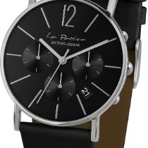 Jacques Lemans La Passion LP-123A Damenarmbanduhr flach &...