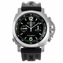 Panerai Luminor 1950 Rattrapante Automatic Chronograph Watch...