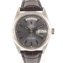 "Rolex Day-date 1803 Grey gold ""Gunmetal"""