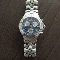Ebel Sportwave chronograph blue
